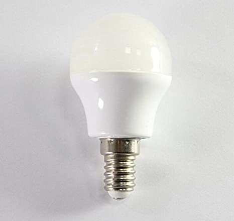 MSC 4 W 300 lm E14 bombilla LED, rosca Edison blanco cálido bombilla 3000 K