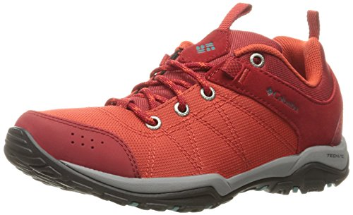 Teal Sonic Sportive Venture Wmns super Fire Textile Donna 845 Outdoor Rosso Columbia Scarpe SwHPqC