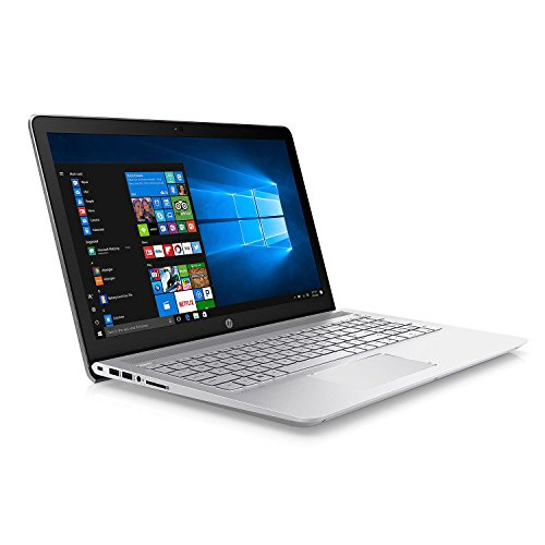 2018 Newest HP Pavilion Flagship 15.6 inch FHD Backlit Keyboard Gaming Laptop PC, Intel 8th Gen Core i7-8550U Quad-Core, 8GB DDR4, 2TB HDD + 256GB M.2 NVMe SSD, NVIDIA GeForce 940MX, Windows 10