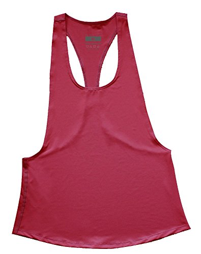 hqclothingbox Women's Sports Fitness Sweat Absorption Tank - Teddy Lace Trimmed