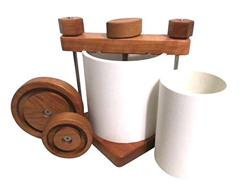 The Ultimate Cheese Press by Homesteader's Supply Ultimate Cheese Press