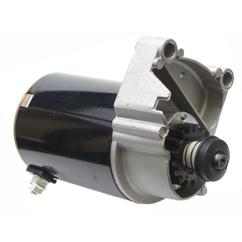 Lawn Starter Mower (DB Electrical SBS0008 New Starter For Briggs & Stratton Air Cooled/Cub Cadet 582 580 1604 1605 1606 1610/John Deere 116/Toro 216-5 Tractor/393017, 394674, 394808, 497596/AM38984, AM39287)