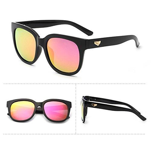 Aoligei Lunettes de soleil de dames européennes et américaines grosse boîte élégantes décoration lunettes de soleil lunettes de soleil fashion bfwgLOcI