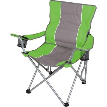Ultra High Back Folding Quad Camp Chair