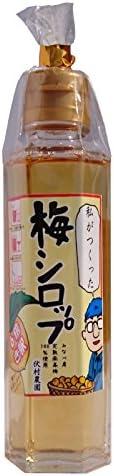 紀州健康梅 私がつくった梅シロップ 150ml 6倍希釈タイプ