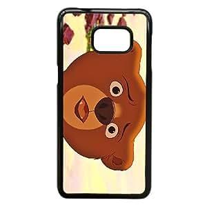 Samsung Galaxy Note 5 Edge Phone Case Black Brother Bear Koda KJI8497850