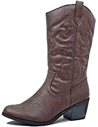 Womens Miami Cowboy Western Boots