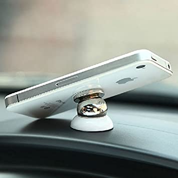 Magnetic Car Holder for ALCATEL One Touch S'Pop / One Touch Star / One  Touch T'Pop / One Touch X'Pop | Mobile Cell Phone Smartphone | Universal  360