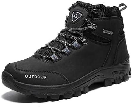 メンズ スノーブーツ 大きいサイズ 裏ボア 歩きやすい ふわふわ 防水 防寒 柔らかい 滑り止め コンフォート 雪遊び アウトドア キャンプ 通勤靴 暖か 撥水 アウトドア カジュアル おしゃれ 冬用 雪靴