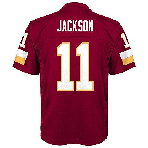 DeSean Jackson Washington Redskins Red NFL Kids Home Mid Tier Jersey Kids (Kids 5/6)
