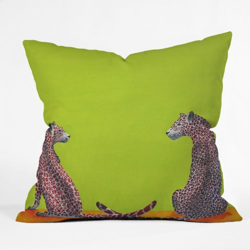 DENY Designs Nilles Leopard Lovers