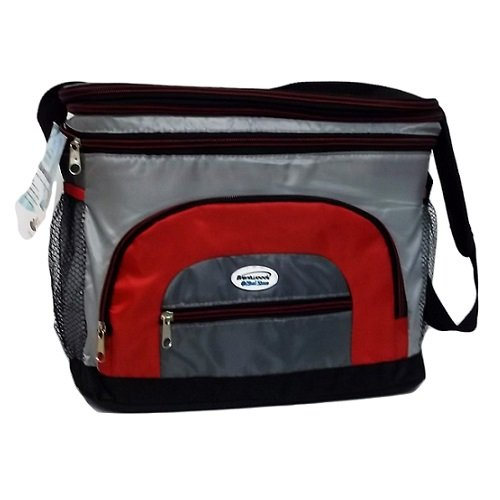 Wholesale Cooler Bag 24 Can W-Expandable Top