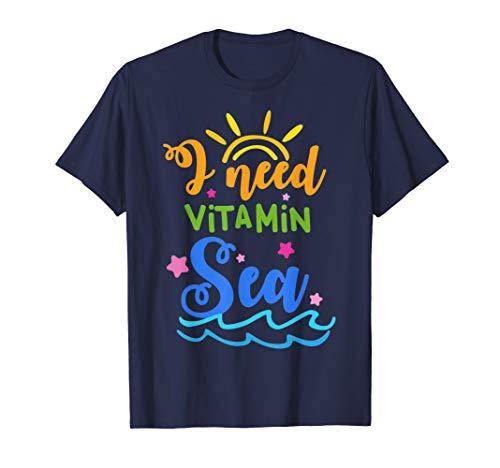 I need Vitamin Sea - T-Shirt for Sealovers