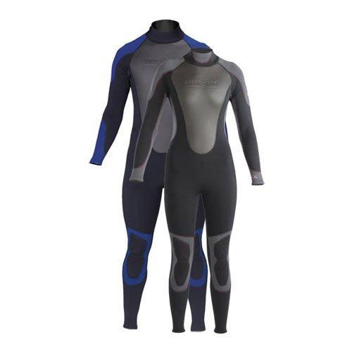 人気提案 Aqua Lungスポーツレディース3 mm量子ストレッチFullsuit Aqua B0055QF4DM 7-8|ブラック/グレー B0055QF4DM ブラック/グレー ブラック/グレー 43654, 内子町:e3a1a18b --- beyonddefeat.com