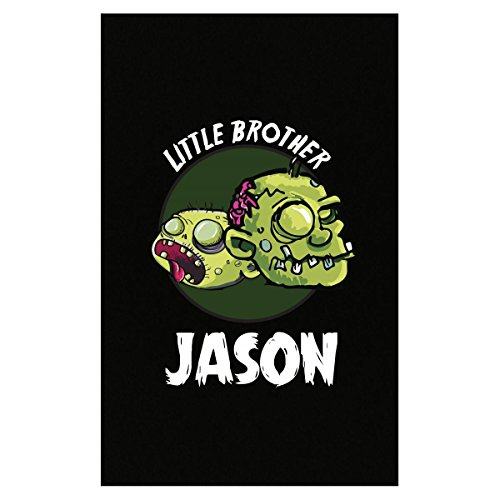 Halloween Costume Jason Little Brother Funny Boys Personalized Gift - Poster (Custom Jason Costumes)
