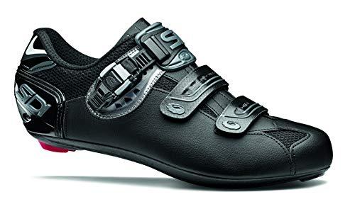Dark Shadow Footwear - Sidi Genius 7 Carbon MEGA (EE) Cycling Shoes Shadow Black (44.5)