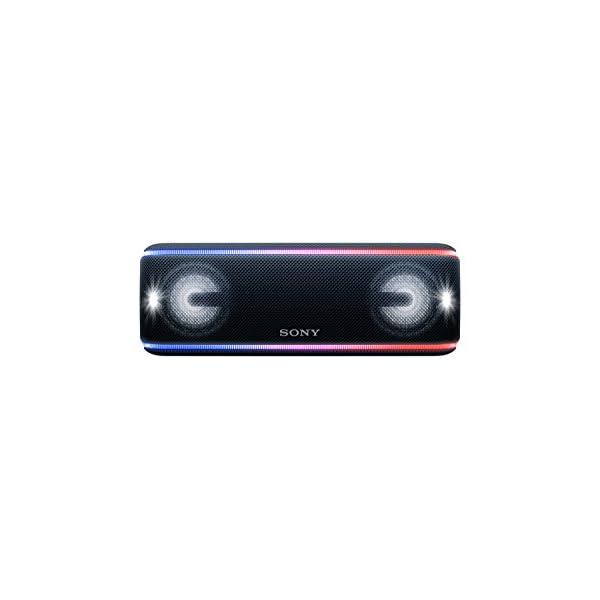 Sony SRS-XB41 Enceinte portable sans fil Bluetooth Waterproof avec effets lumière - Noir 1