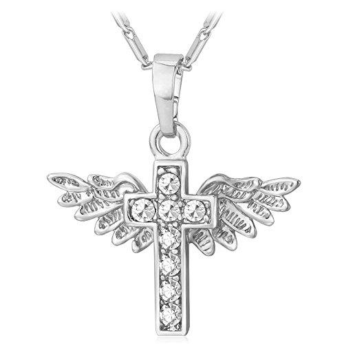 U7 Jewelry Crystal Fashion Necklace