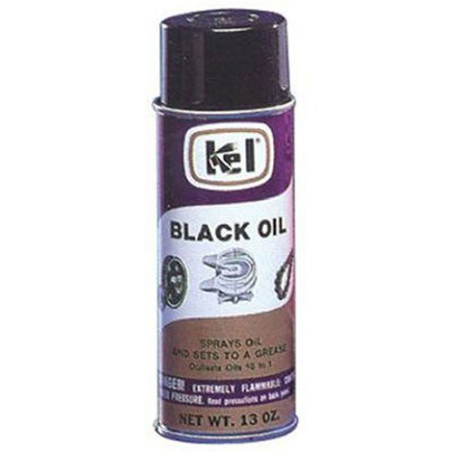 WARREN DISTRIBUTION KEL57300 11.25oz Black Oil Grease
