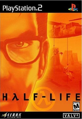 Image result for half life  ps2