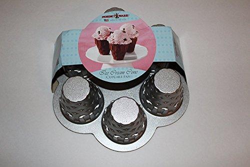 (Nordic Ware Ice Cream Cone Cupcake)