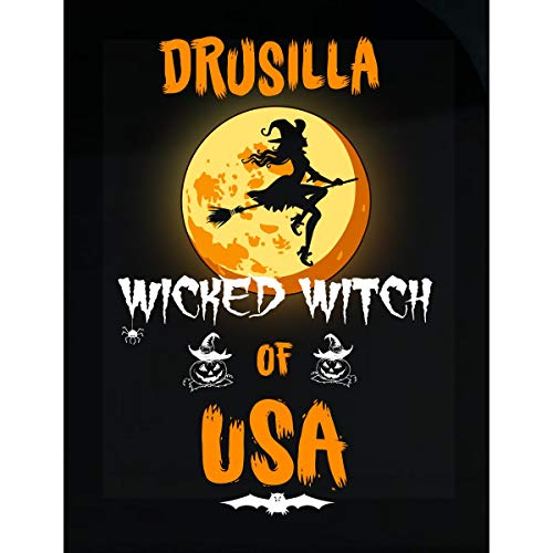 Inked Creatively Drusilla Wicked Witch of USA