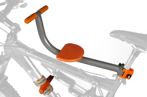 TYKE-TOTER - Front-Mount Child Bike Seat for Toddlers by TYKE TOTER