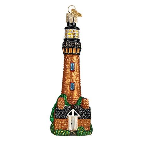 - Old World Christmas Currituck Lighthouse Ornament