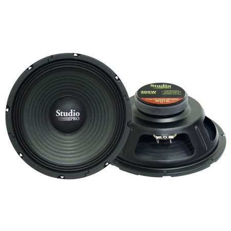 Pyramid WH10 Woofer 10in 300 Watts 8 ohm Studio Pro Series WLM