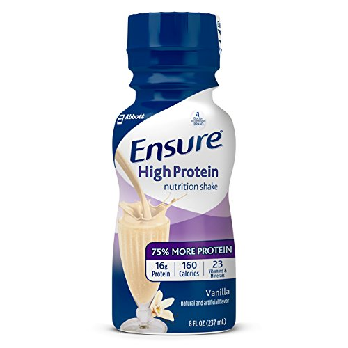 Ensure Protein Nutrition Shake Vanilla