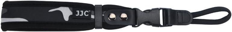 JJC Camera Hand Strap Wrist Strap for Sony A6000 A6100 A6300 A6400 A6500 A6600 A7III A7II A7 A7RIV A7RIII A7RII A7R A7SII A7S Canon PowerShot SX540 SX530 SX70 SX60 HS Nikon Coolpix P900 B700 B500 P610