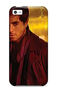 Shock-dirt Proof Enrique Iglesias Case Cover For Iphone 5c