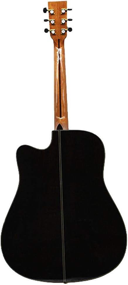 Nuevo 41 Pulgadas Spruce del Palo De Rosa De La Guitarra Acústica ...