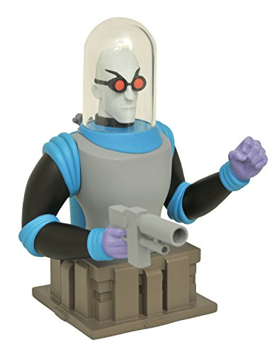 Diamond Select Toys Batman The Animated Series Mr. Freeze Bust