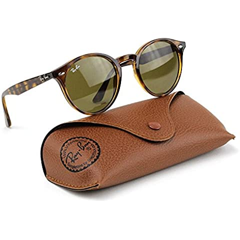 5c0b9f9e1e9 Ray-Ban RB2180 710 73 Highstreet Sunglasses Tortoise Frame   Dark Brown Lens  49mm