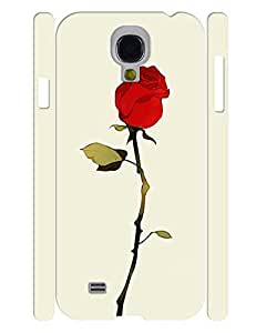 Individualized Collection Mobile Phone Case With Rose Pattern Drop Proof Case Cover for Samsung Galaxy S4 I9500