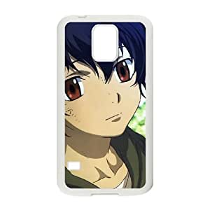 Samsung Galaxy S5 Cell Phone Case White mobile suit gundam Q0293758