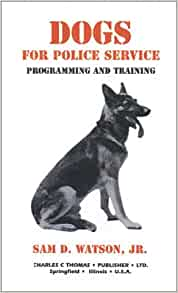 Can Police Dogs Bo Service Dogs