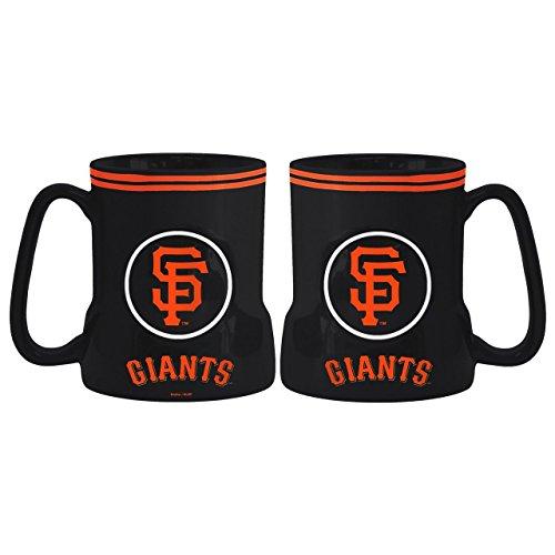 Los Angeles Dodgers Coffee Mug - 18oz Game Time