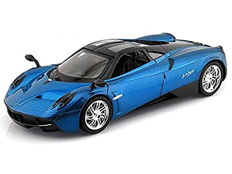 Buy Pagani Huayra 1 24 Blue Online At Low Prices In India Amazon In