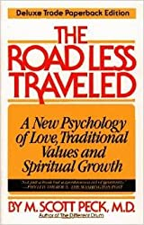 The Road Less Traveled deluxe trade flex bind paperback 1985 edition