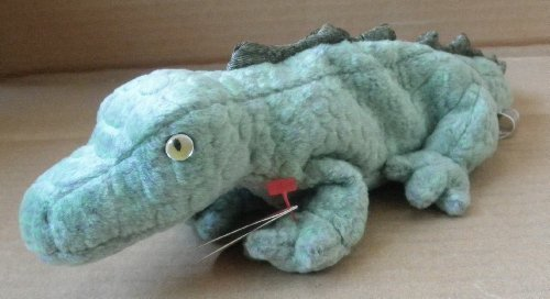 (TY Beanie Babies Swampy the Alligator Stuffed Animal Plush Toy - 12 inches long by Smartbuy by Smartbuy)