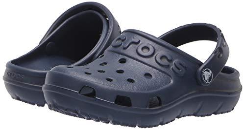 Pictures of Crocs Kids' Hilo Clog Neon Magenta 4