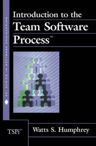 Introduction to the Team Software Process