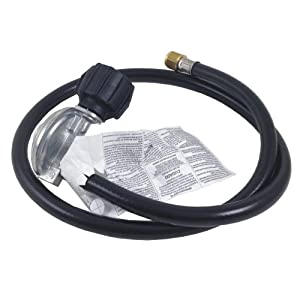 Weber Grill Gas Line
