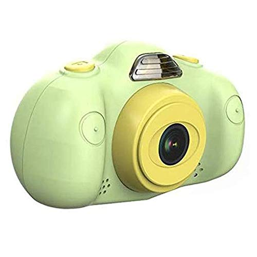 CJVJKN Mini Dslr Cartoon Children Camera,2.4Inch Children Digital Cameras for Girls Dual Lens for Year Old Boys Girls…