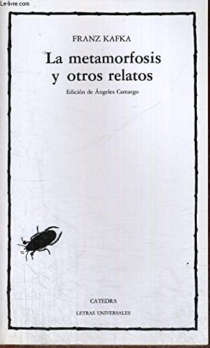 Amazon.com: La metamorfosis y otros relatos/ The Metamorphosis and Other Stories (Clasicos Juveniles) (Spanish Edition) (9788426352484): Franz Kafka: Books
