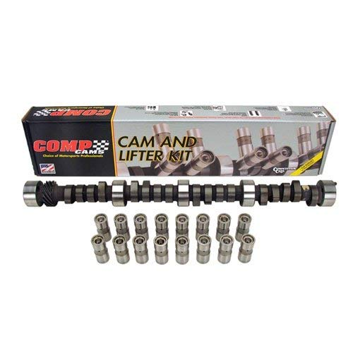 COMP Cams CL51-224-4 Xtreme Energy 230/236 Hydraulic Flat Cam and Lifter Kit for Pontiac 265-455