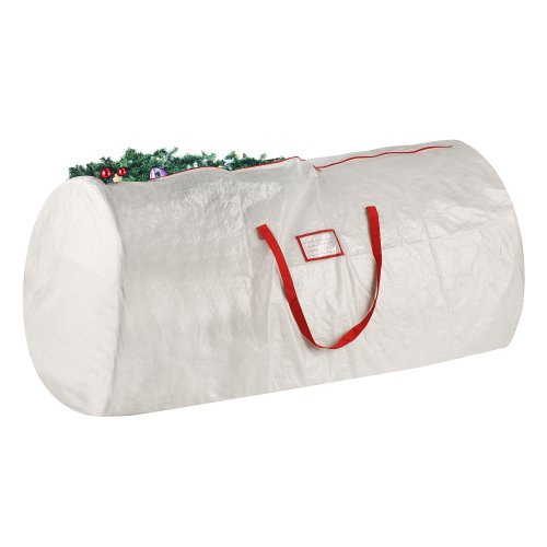 floor cord cover lowes elf stor premium red rolling duffle bag style christmas tree white. Black Bedroom Furniture Sets. Home Design Ideas