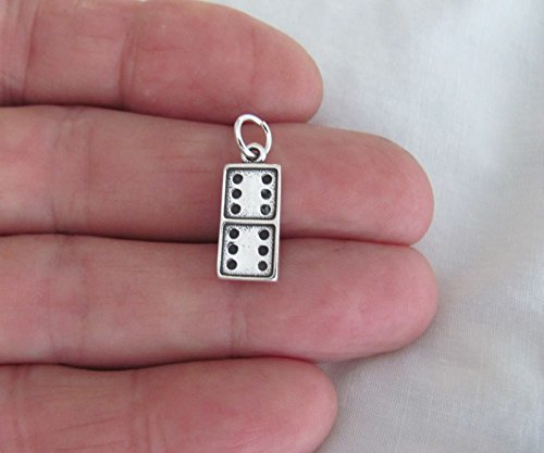 OutletBestSelling Charm Pendant Bracelet Sterling Silver Domino - Dominoes Quartz